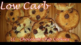 LC- Chocolate Chip Cookies - Panlasang Lowcarb with Kersteen