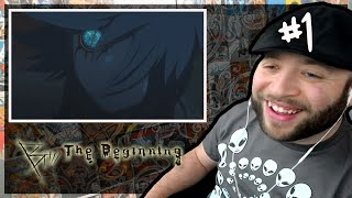 B THE BEGINNING Episode 1 REACTION