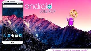 Android 5.0 chạy mượt mà trên LG G2