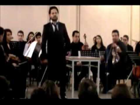 E lucevan le stelle (Tosca) Haithem Guediri