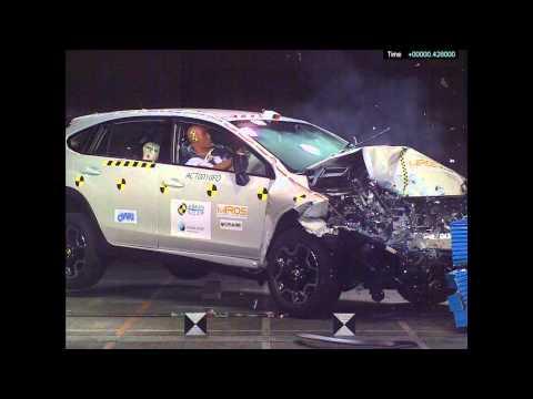 Subaru XV ASEAN NCAP краш-тест
