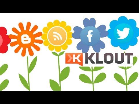 Mejorar tus redes sociales, en menos de 5 minutos con Klout Tutorial en Español