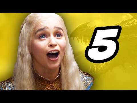 Game Of Thrones Season 5 - A Day In The Life Special Details