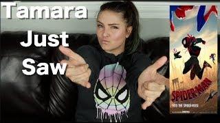 Spider-Man: Into the Spider-Verse - Tamara Just Saw