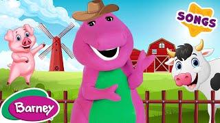 Watch Barney Old Macdonald video