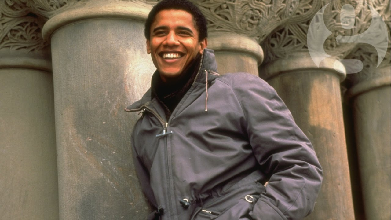 Barack obama early photos