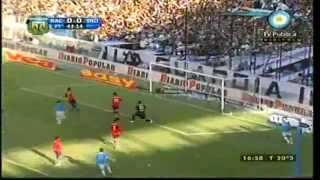 Racing Club 2 - Independiente 0 Clausura 2011