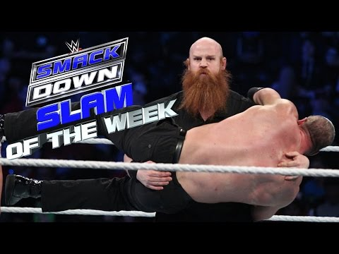 Three Lone Wolves – WWE SmackDown Slam of the Week 2/26