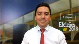O ANTAGONISTA NAS ELEIÇÕES: Bolsonaro sobe, mas saúde regride