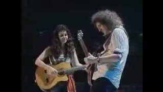 Katie Melua & Queen - Live Too Much Love Will Kill You