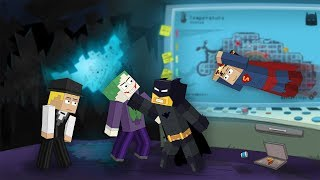 MineCraft Batman: The Dark Night (Animated Comedy)
