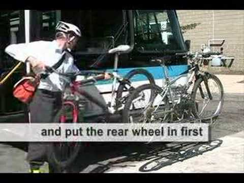 Can You Take Bikes On Dc Metro Using the Bike Rack on a