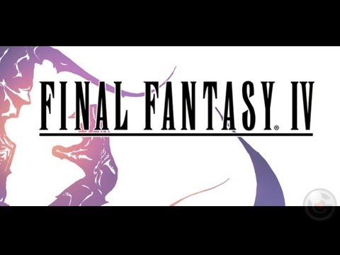 FINAL FANTASY IV - iPhone, iPad Gameplay Video
