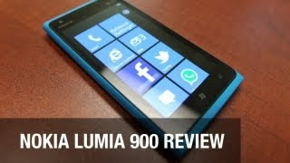 Nokia Lumia 900 Review - Worth the Wait?
