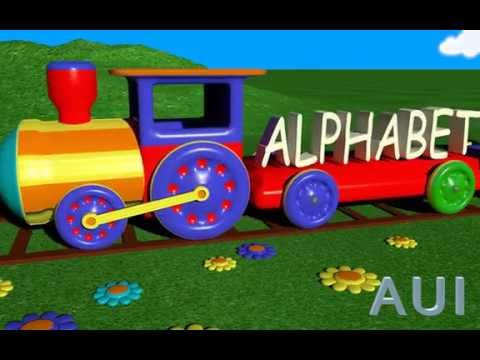 Alphabet song - Canción del abecedario en inglés