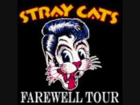 Stray Cats - Baby Blue Eyes video