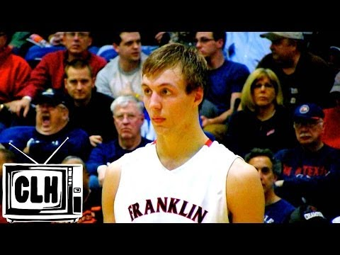 Luke Kennard drops 38 with Calipari sitting court side - 2014 Flyin To The Hoop