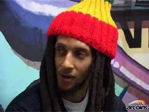 Julian Marley @ Rototom Sunsplash Italy Video