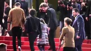 One Direction And A Little Girl   NRJ Music Awards 2013