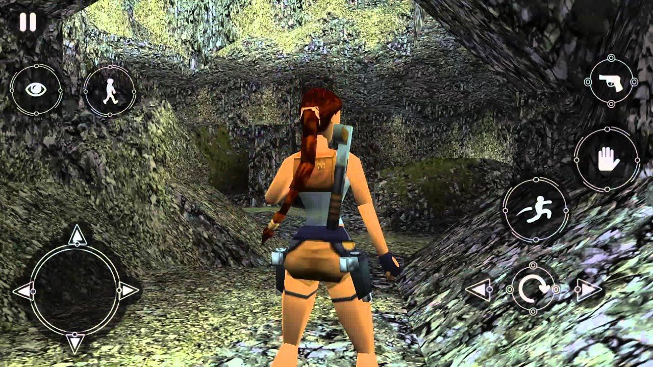 Tomb raider game 3gp sex video porn clips