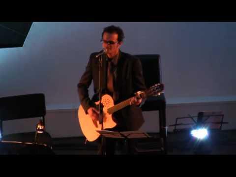 אברהם טל -לו יהי -טקס יום הזיכרון -בר אילן 2010