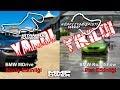IstanbulPark YANDI! Körfez Pisti YIKILDI! | BMW MTest Drive & BMWRoadShow [ENGLISH SUBTITLE]