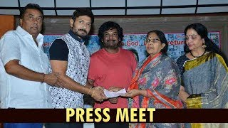 Manam Saitham Press Meet  | Bigg Boss 2 Title Winner Kaushal | Director Puri Jagannadh