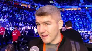 LIAM SMITH EXCLUSIVE: I'd love Jarrett Hurd but need to be more active first