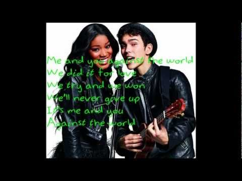 Me And You Against The World - Keke Palmer And Max Schneider (rags) video