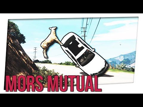 GTA V Machinima - Mors Mutual Insurance