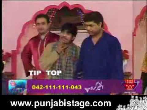 Qawali Stage Drama Comedy video
