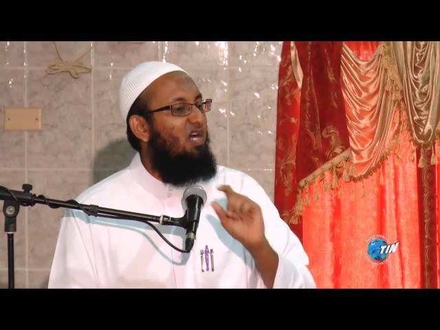 Intelligence In Dealing With Our Emotions: Maulana Aleem Mohamed