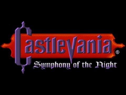 Castlevania SOTN -Getting The Sword Familiar + Holy Sword