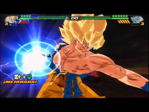 [WII]Dragon Ball Z:Budokai Tenkaichi 3 Version Latino Beta 1[Pal] sub español latino
