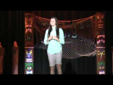 Miss Pine Ridge High School 2015-Sierra D'Errico