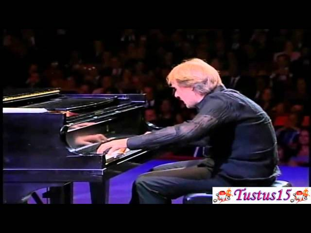 Richard Clayderman Y Raul Di Blasio En Concierto