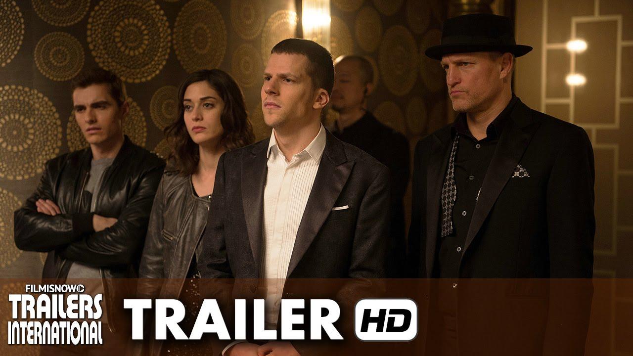 Truque de Mestre: O Segundo Ato Trailer Oficial dublado (2016) - Woody Harrelson [HD]
