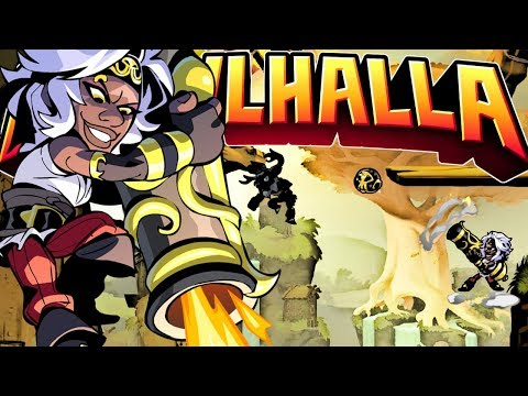 SIDRA, THE CORSAIR QUEEN | Road to Diamond (Top 250) #16 - Brawlhalla Ranked 1v1