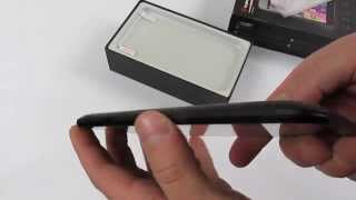 Смартфон iconBIT NetTAB Mercury S DualSim Black - unboxing