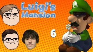 """Luigi's Mansion: """"EA Jorts"""" - PART 6 - GameCubEscapade - Lame Chumps"""
