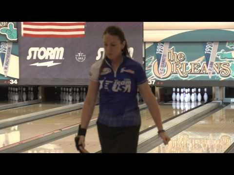 Classic match at the 2016 USBC Queens comes down to final ball