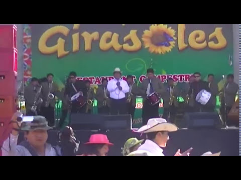 Orq Huracan del Mantaro Santiago 2013 primicias