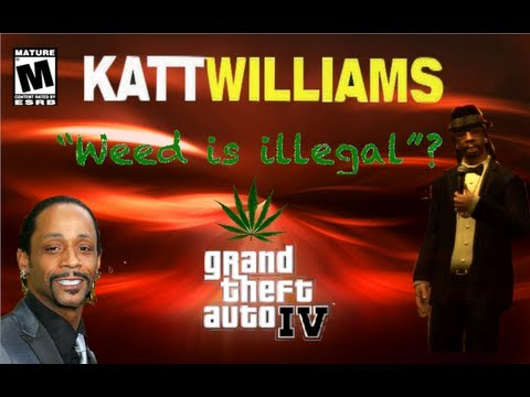 GTA Comedy Saturdays #2 with Katt Willams