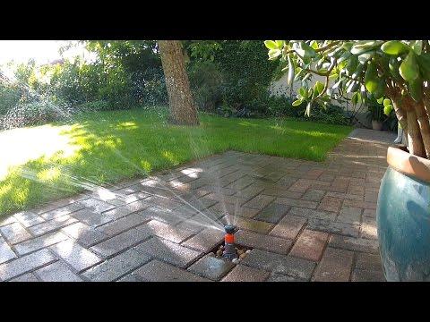 Automatische Gartenbewässerung - Nach Der Arbeit Kommt Die Erholung!