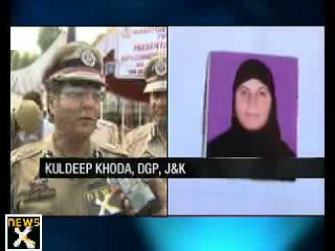 LeT uses women as couriers in J&K