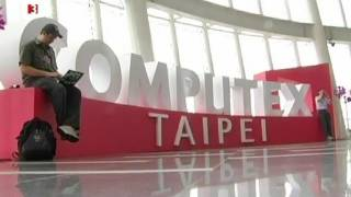 Computex 2011 - 3sat neues Bericht aus Taipei