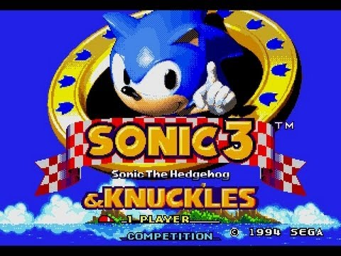 Sonic The Hedgehog 3 And Knuckles [longplay] video