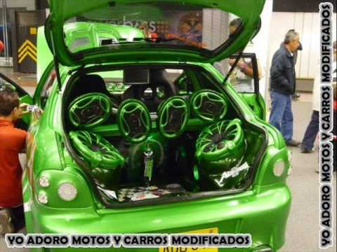 MOTOS Y CARROS MODIFICADOS....JC..... Video