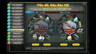 🎮  Lucky Box MP5 Windrunner Chinh Phục Ghost Hunter Eagle Với 500 Vàng