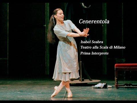 Isabel Seabra & Roberto Bolle  Cenerentola atti I & II  coreografie Nureyev